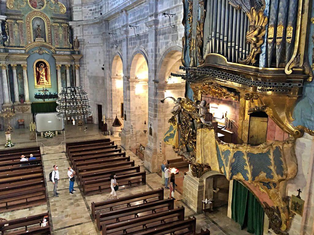 órgano de la Parroquia de Sant Andreu