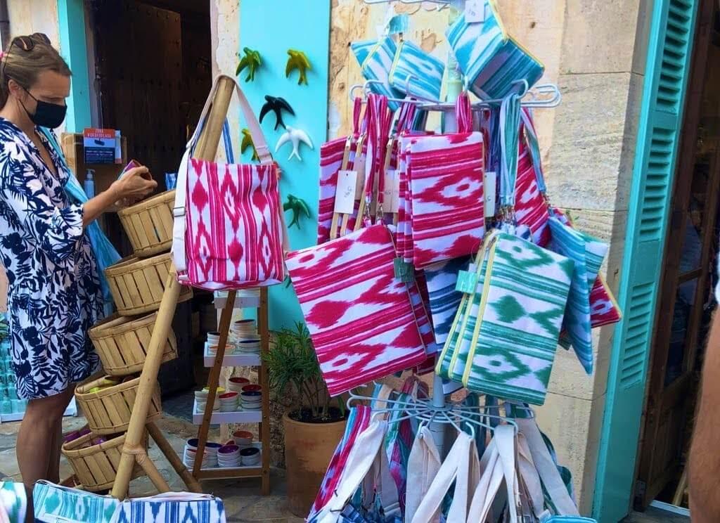Mercado semanal de Santanyí