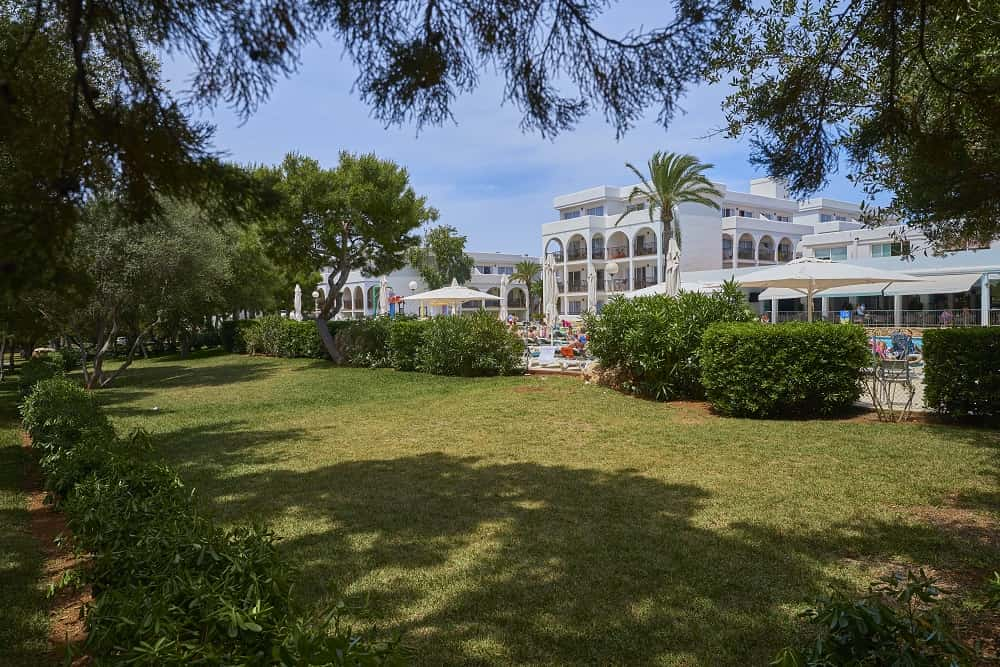 Hoteles para niños: Apartamentos Cala d'Or Playa