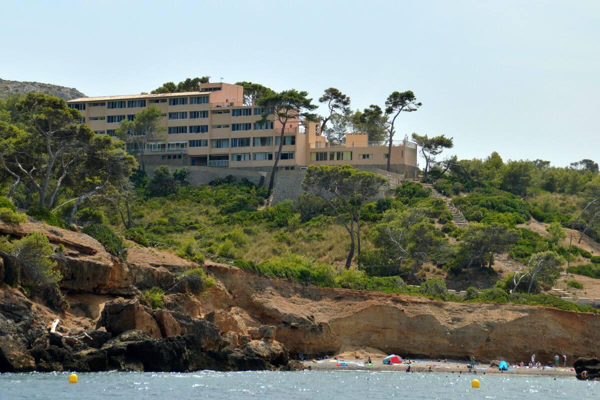 Albergue de la Victoria en Mallorca