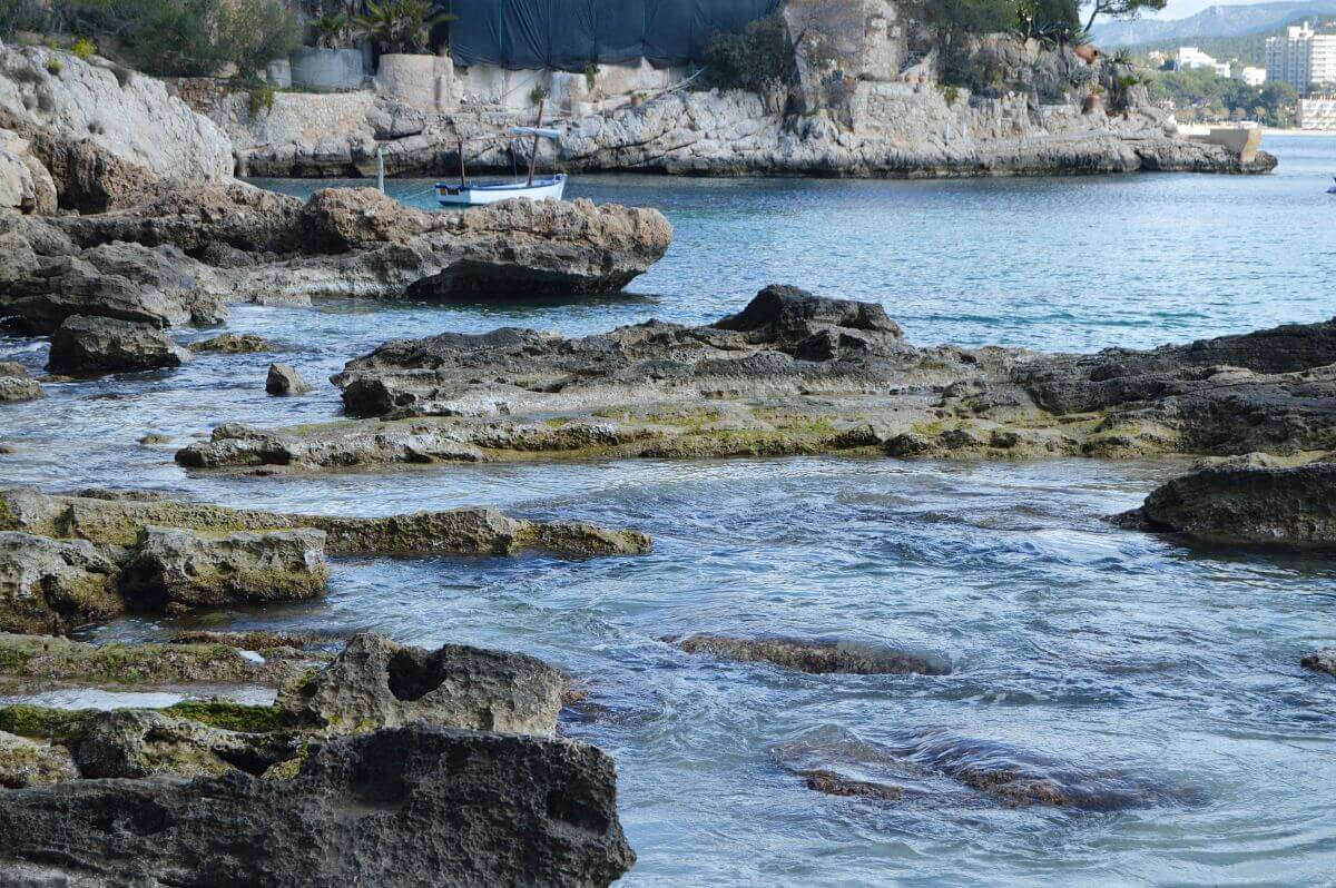 Cala Fornells en Mallorca