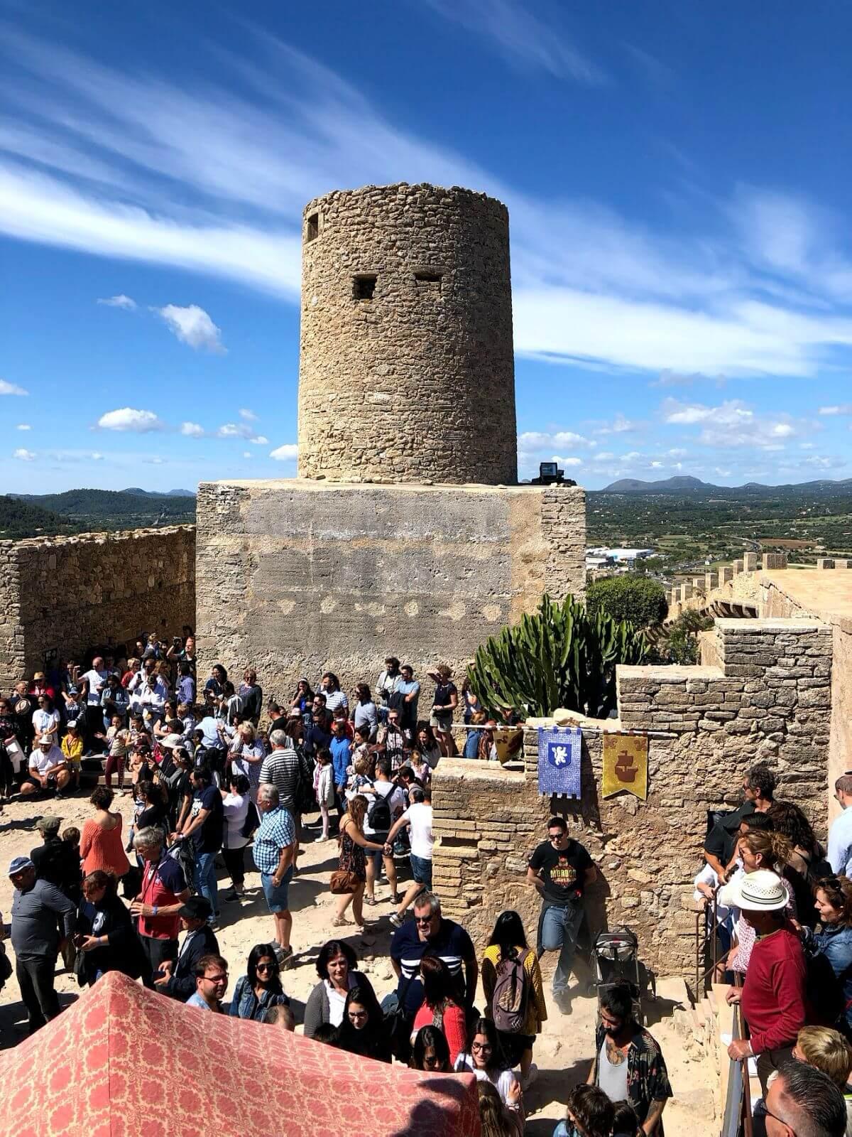 Castell de Capdera