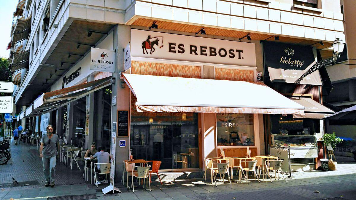 Restaurante Es Rebost
