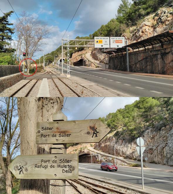 Inicio excursión Sóller a Refugi de Muleta