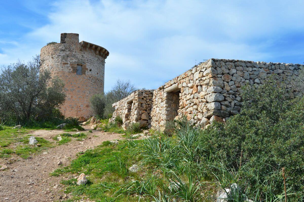 Excursión Torre del Cap Andritxol