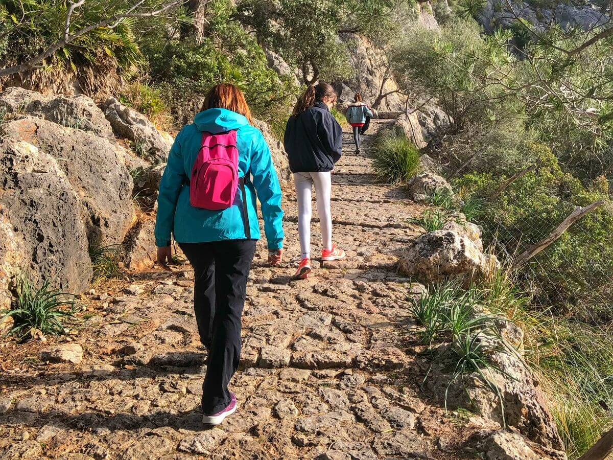 Turismo familiar por Mallorca