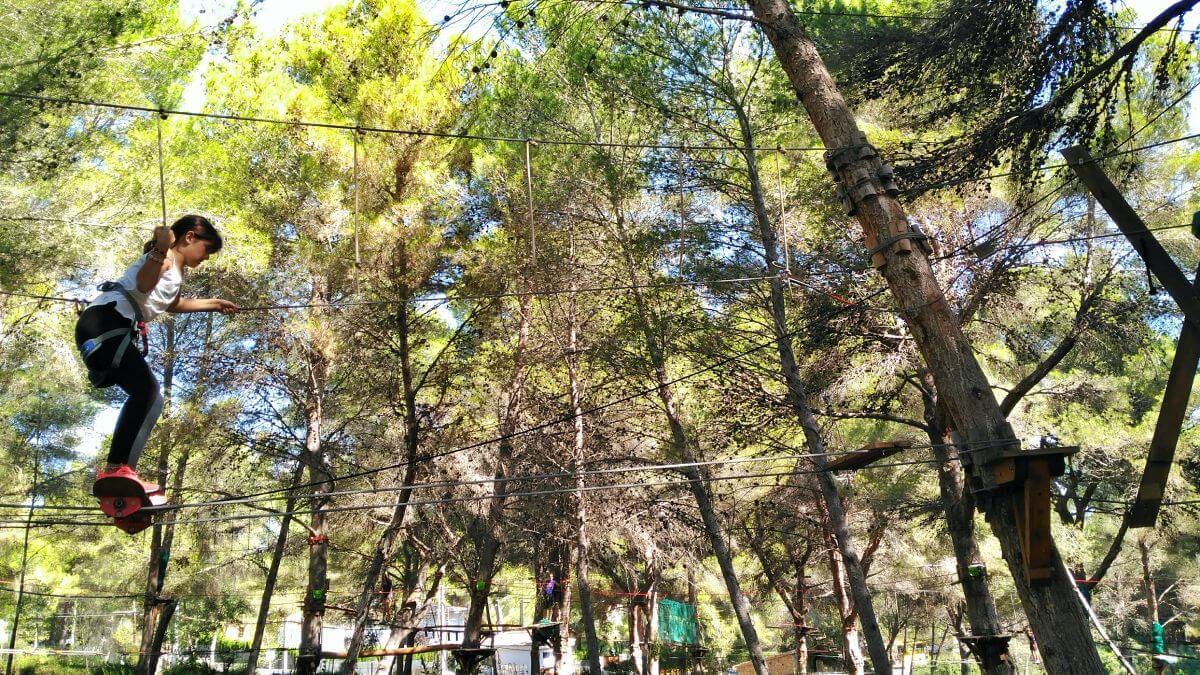 Jungle Parc Santa Ponsa
