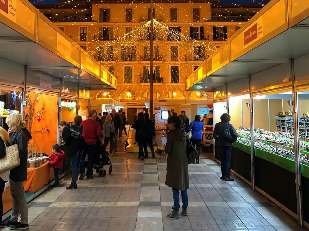Mercadillos navideños en Palma
