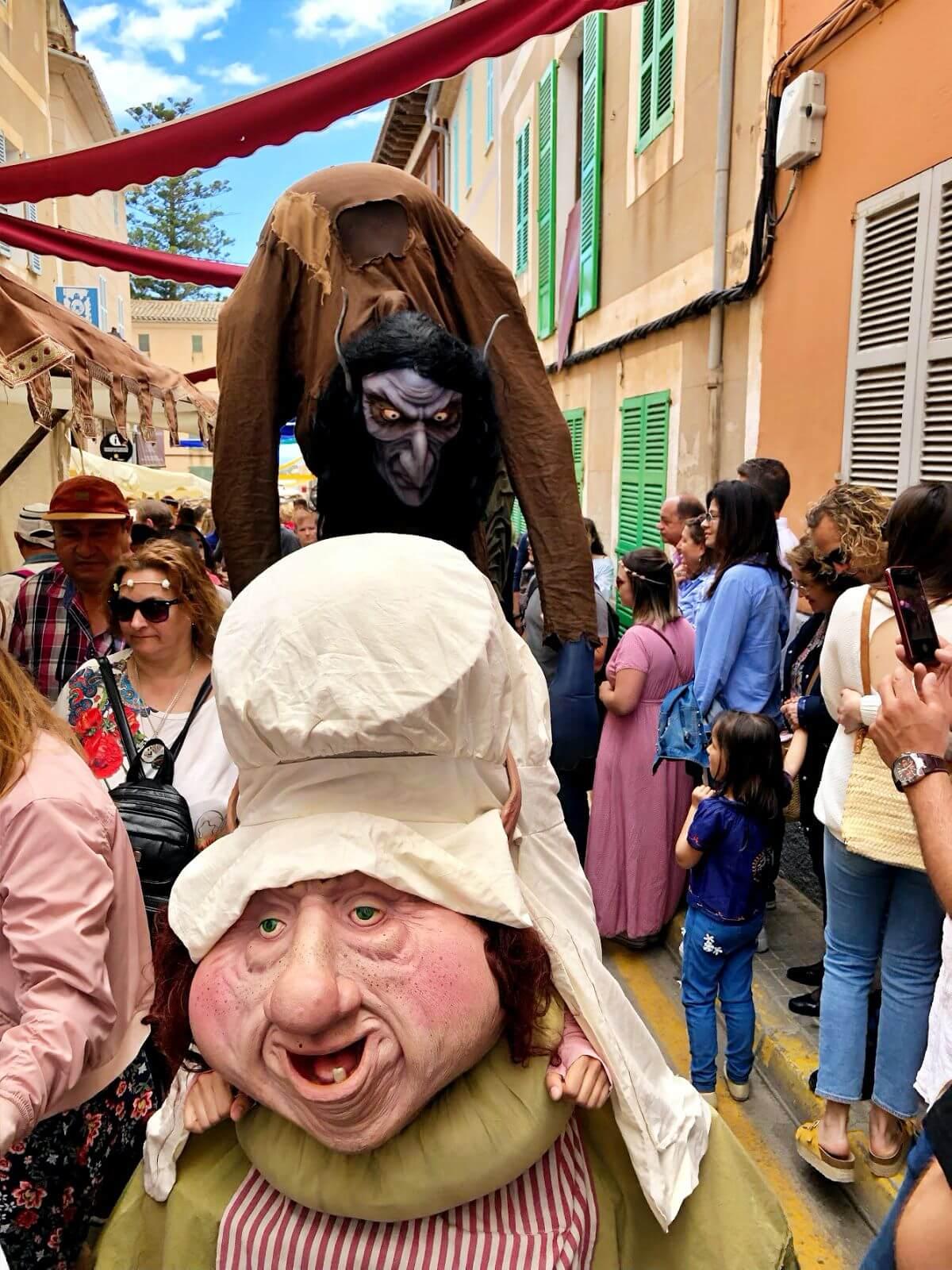 Feria medieval Capdepera