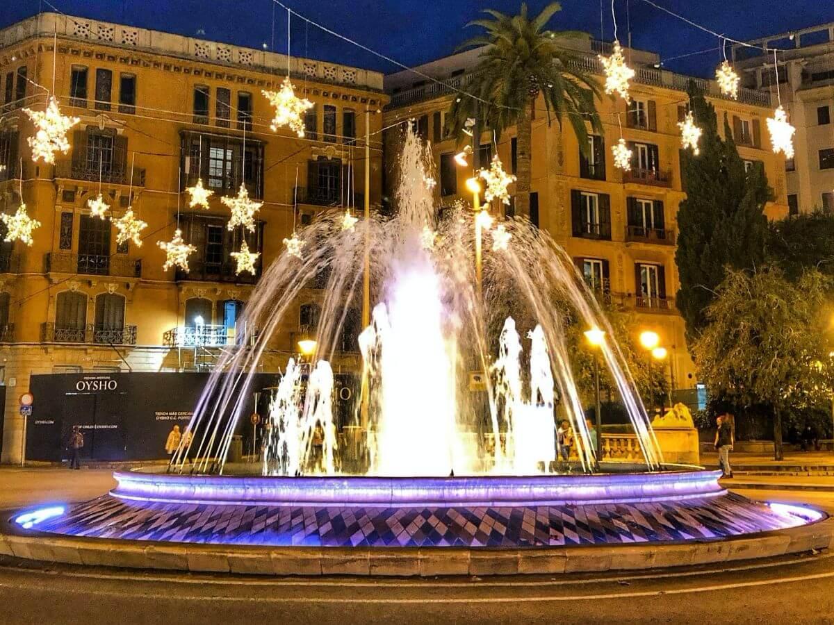 Navidad en Mallorca