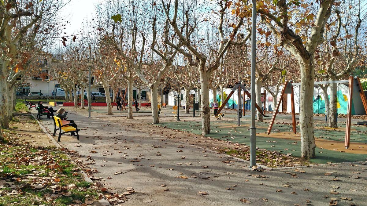 Parques en Pollensa
