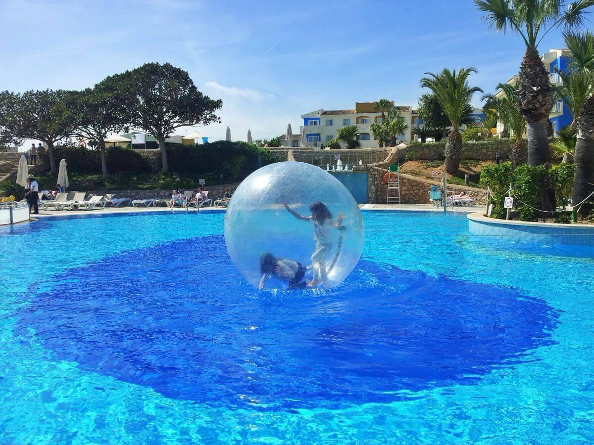 Hoteles para ir con niños en Mallorca