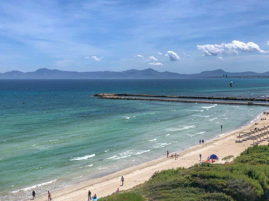 Playas para ir con niños en Mallorca