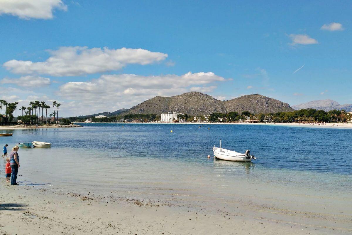 Playa Port d'Alcudia