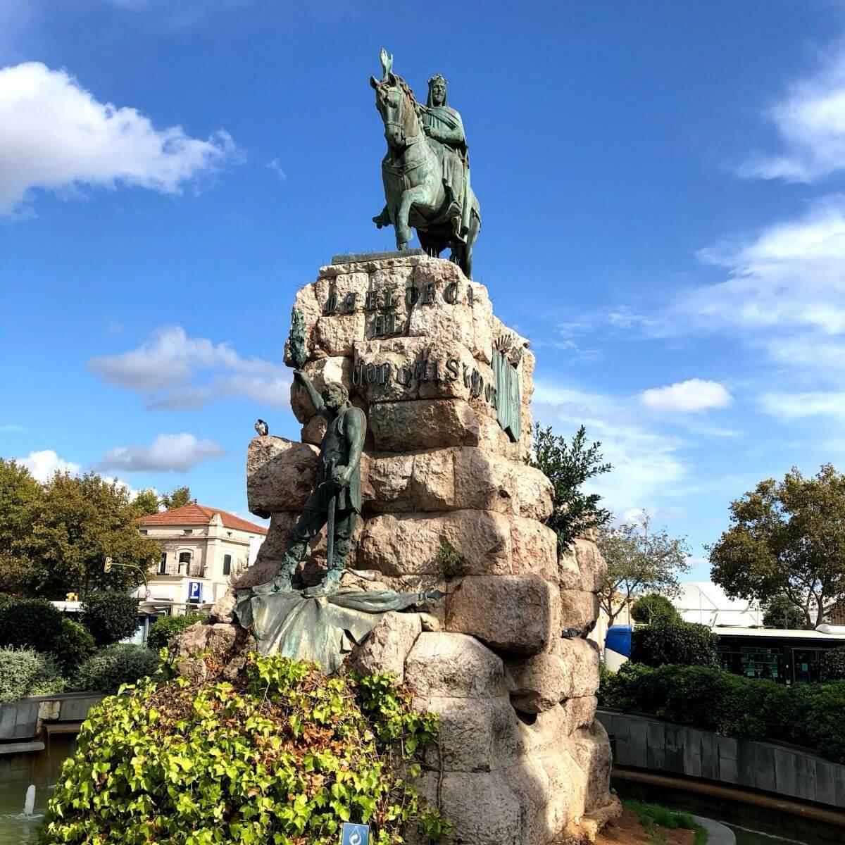 Plaza de España de Palma