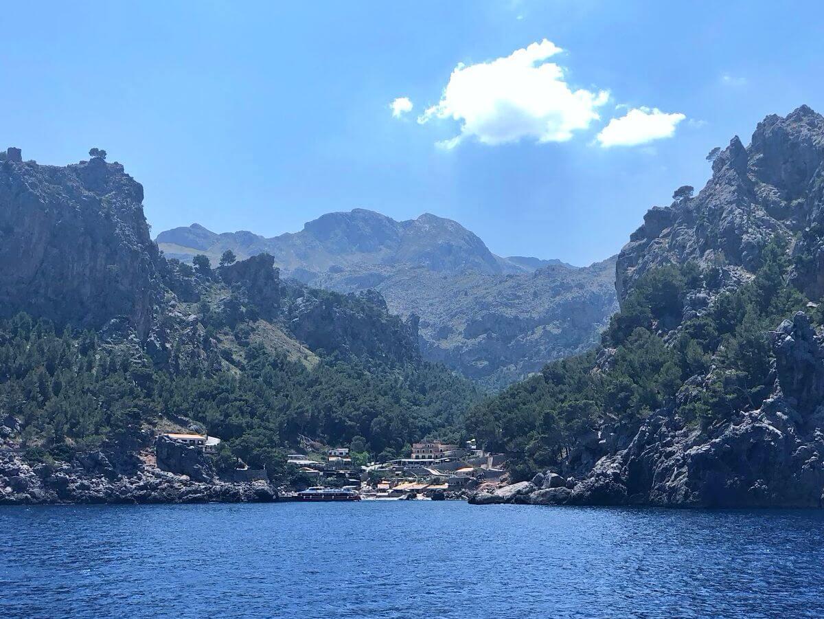 Puerto de Sa Calobra Mallorca