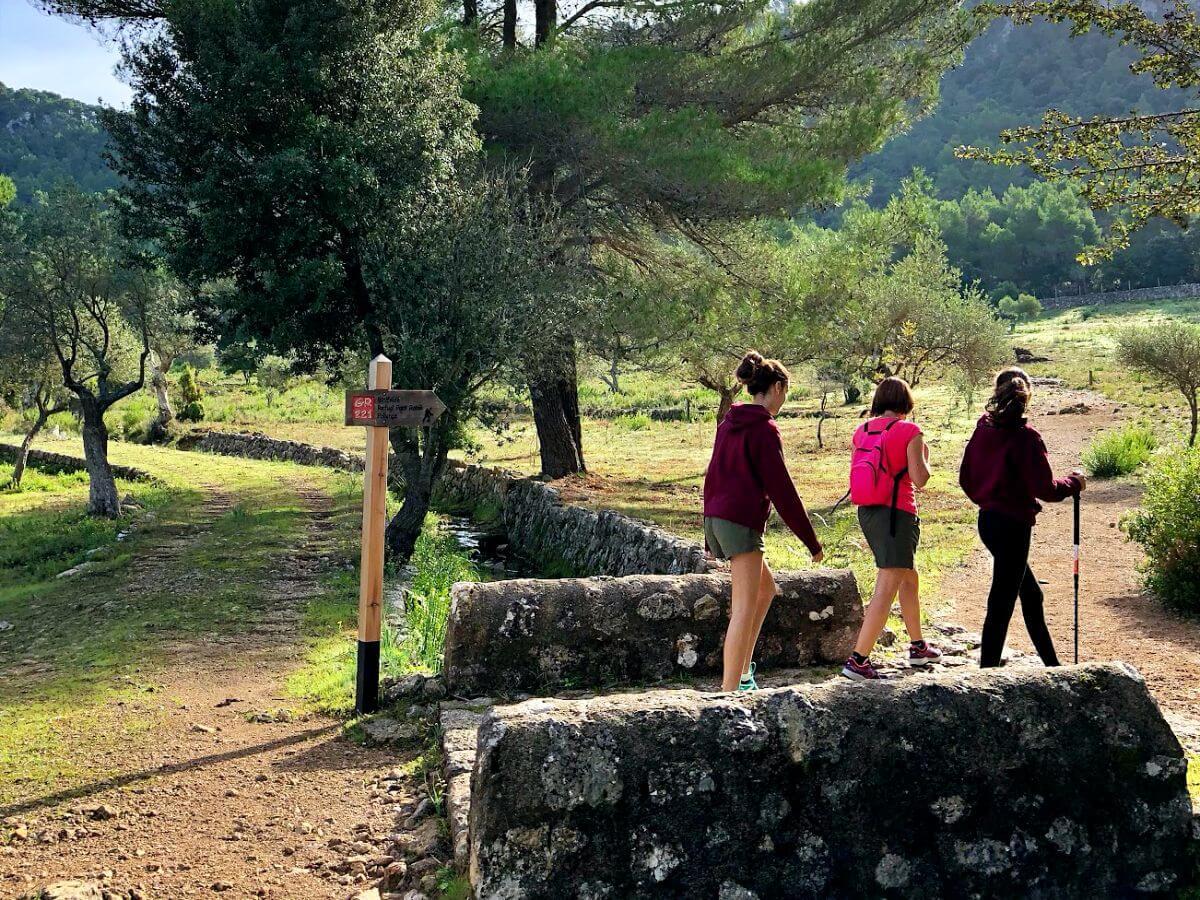 Excursión circular desde Refugi de Son Amer pasando por Cases de Binifaldó