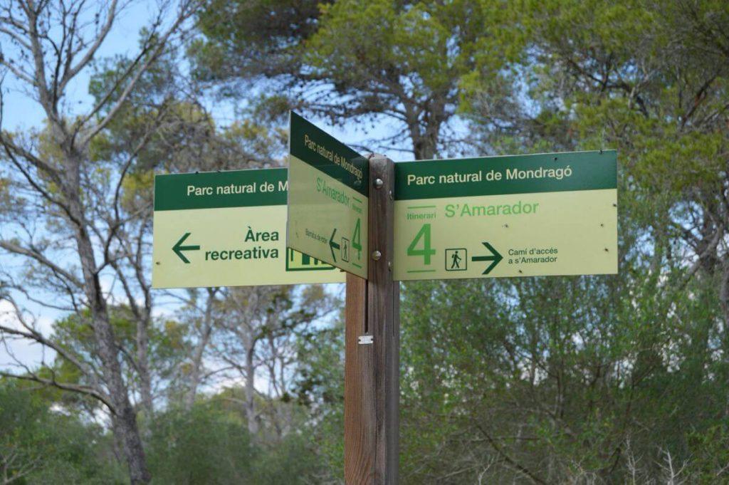 Rutas Parc Natural de Mondragó