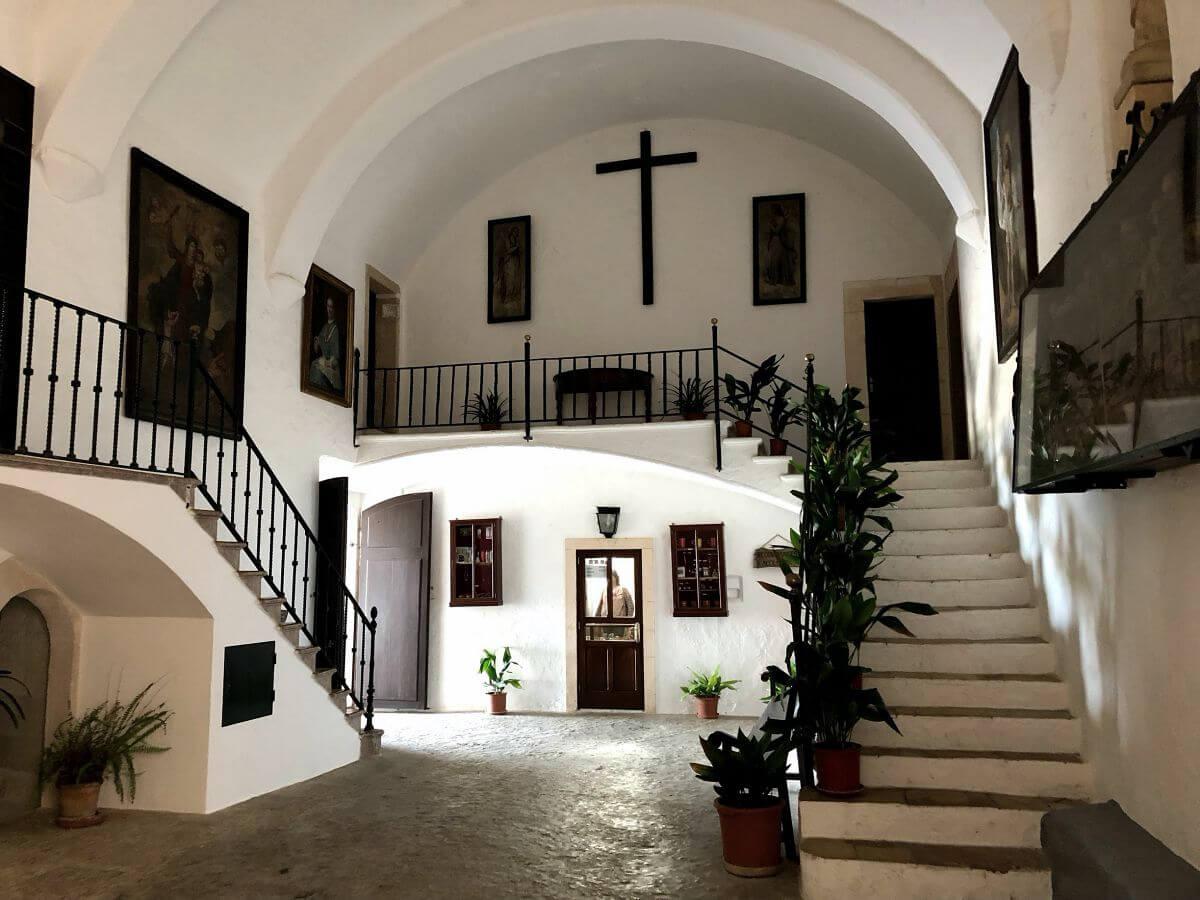 Santuari Puig de Sant Salvador