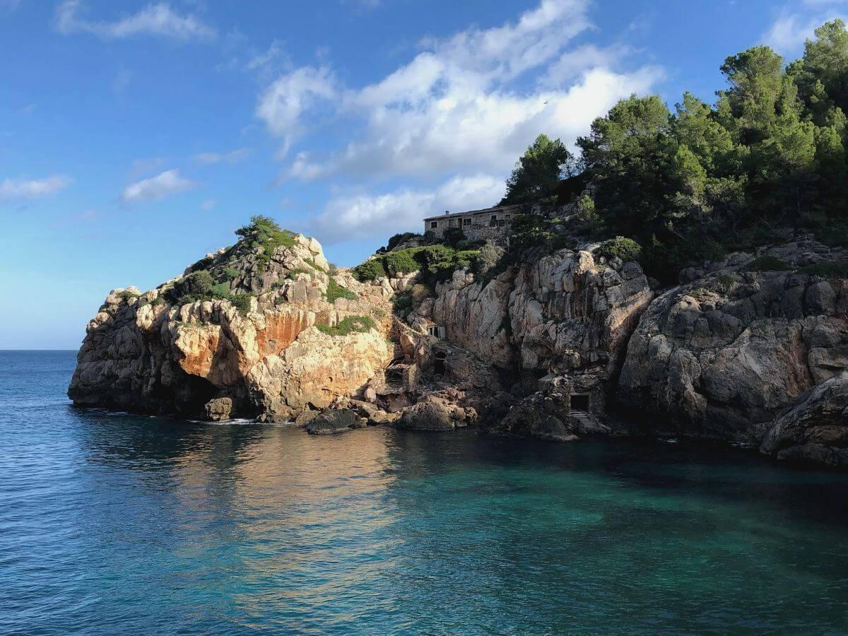Puerto de Cala Deià