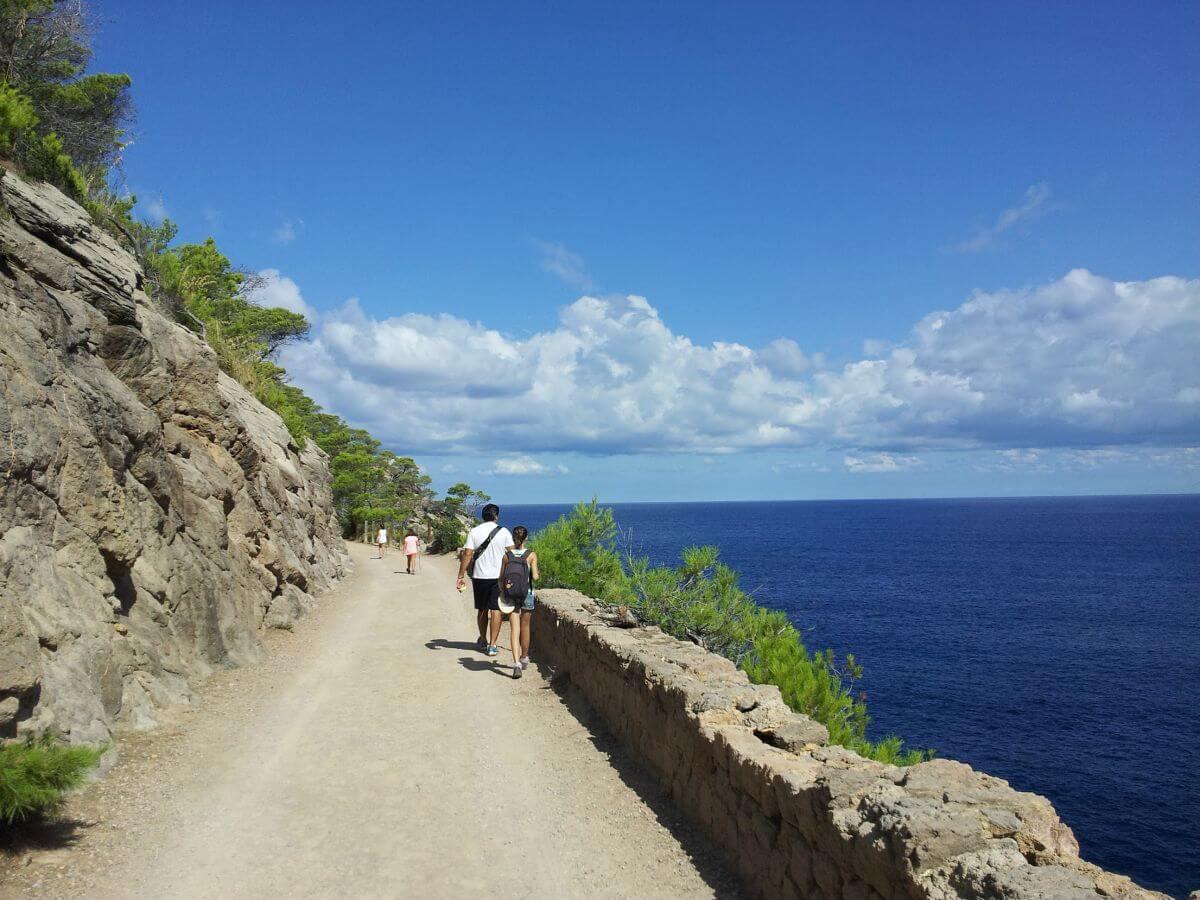 Camino a Sa Forada