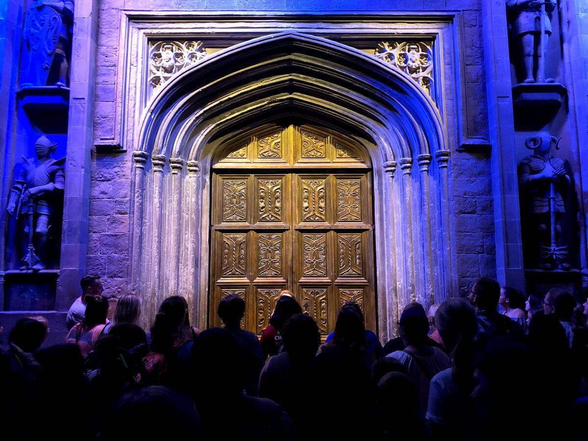 La visita a Harry Potter Studio Tour
