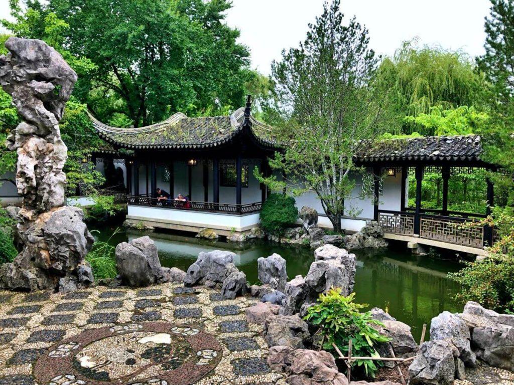 Chinese Scholar Garden de Nueva York