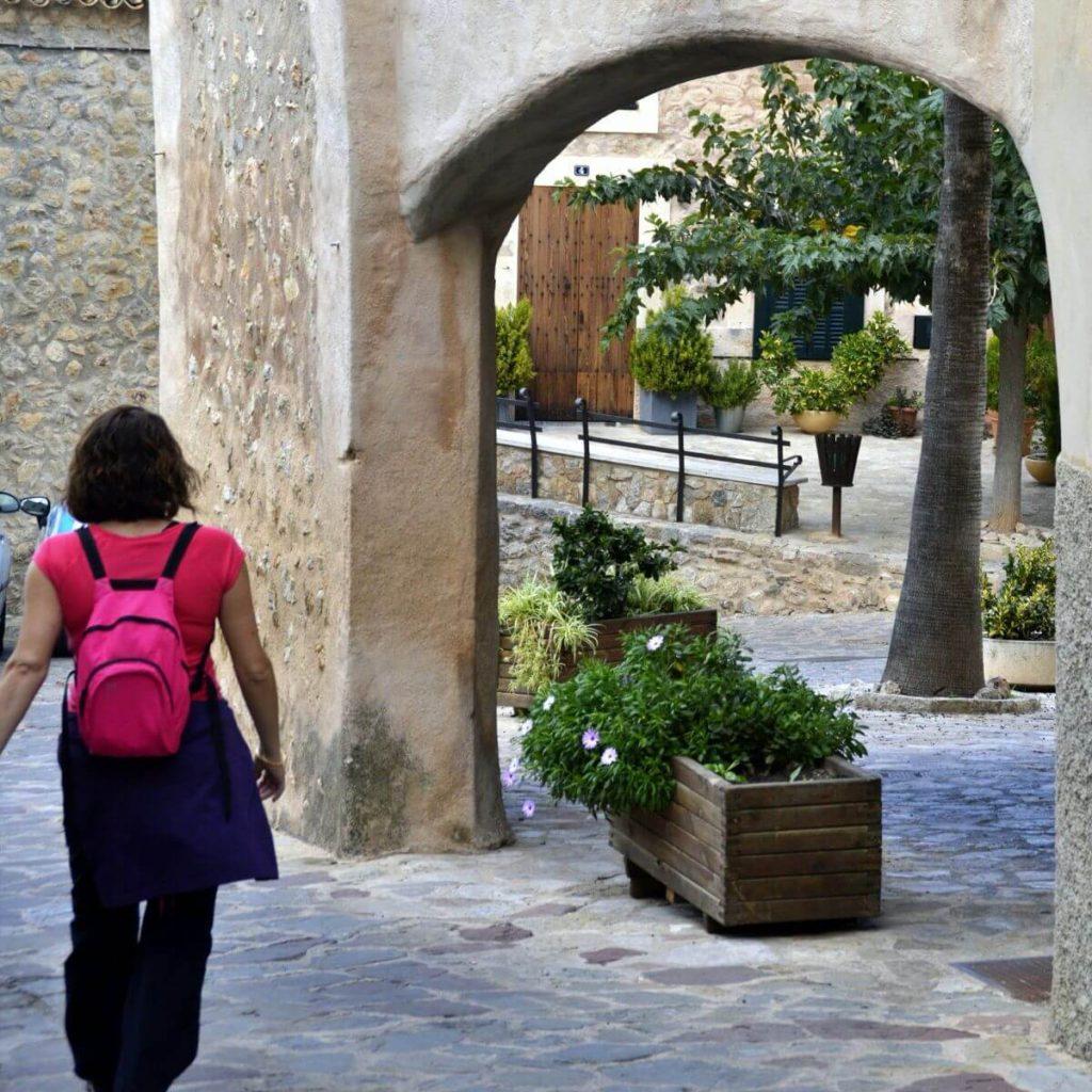 Pueblo de Estellencs