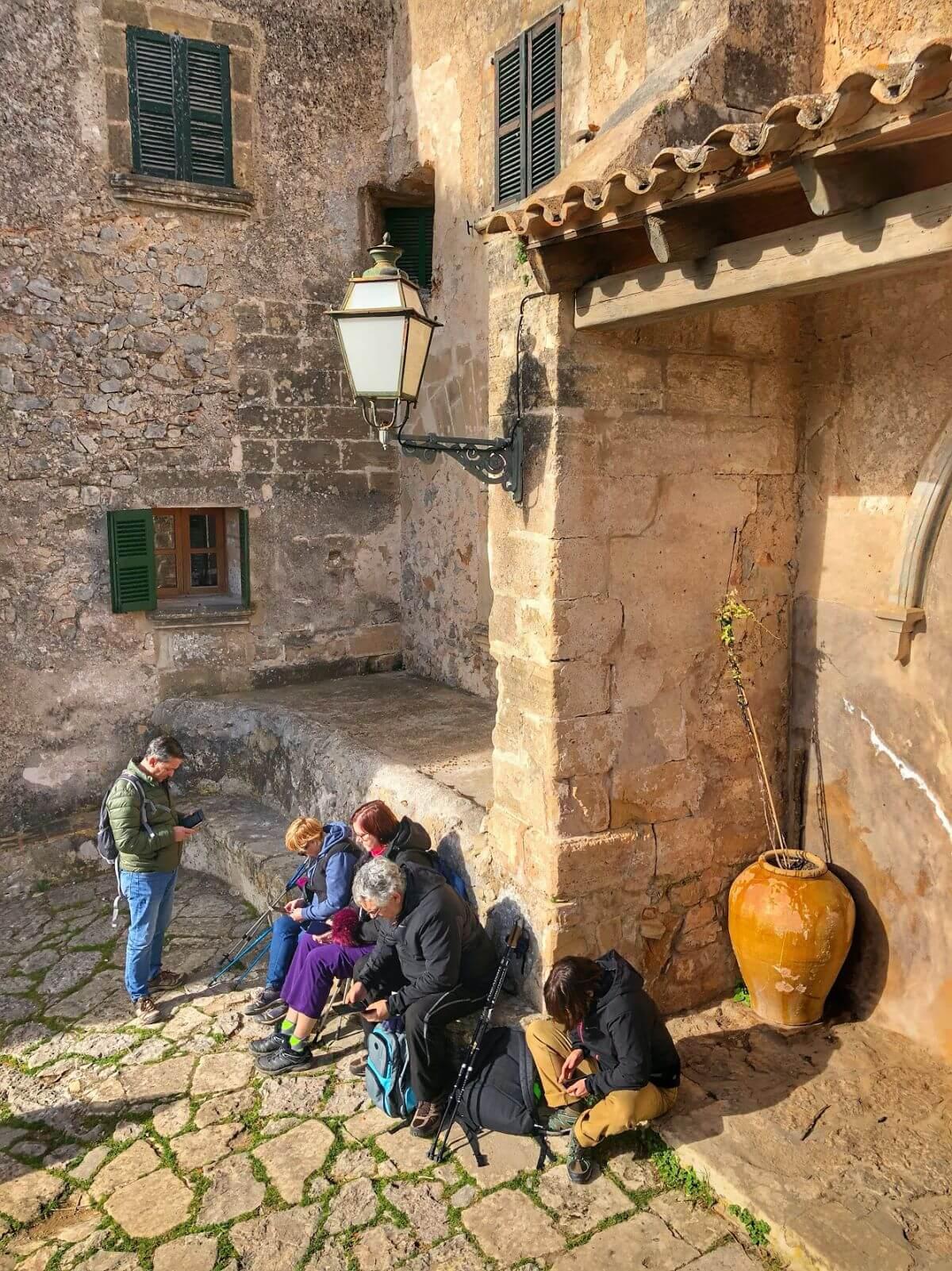 Excursión Puig de Maria en Pollença