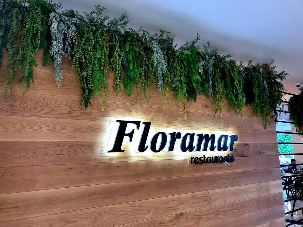 Restaurante del Floramar Aparthotel