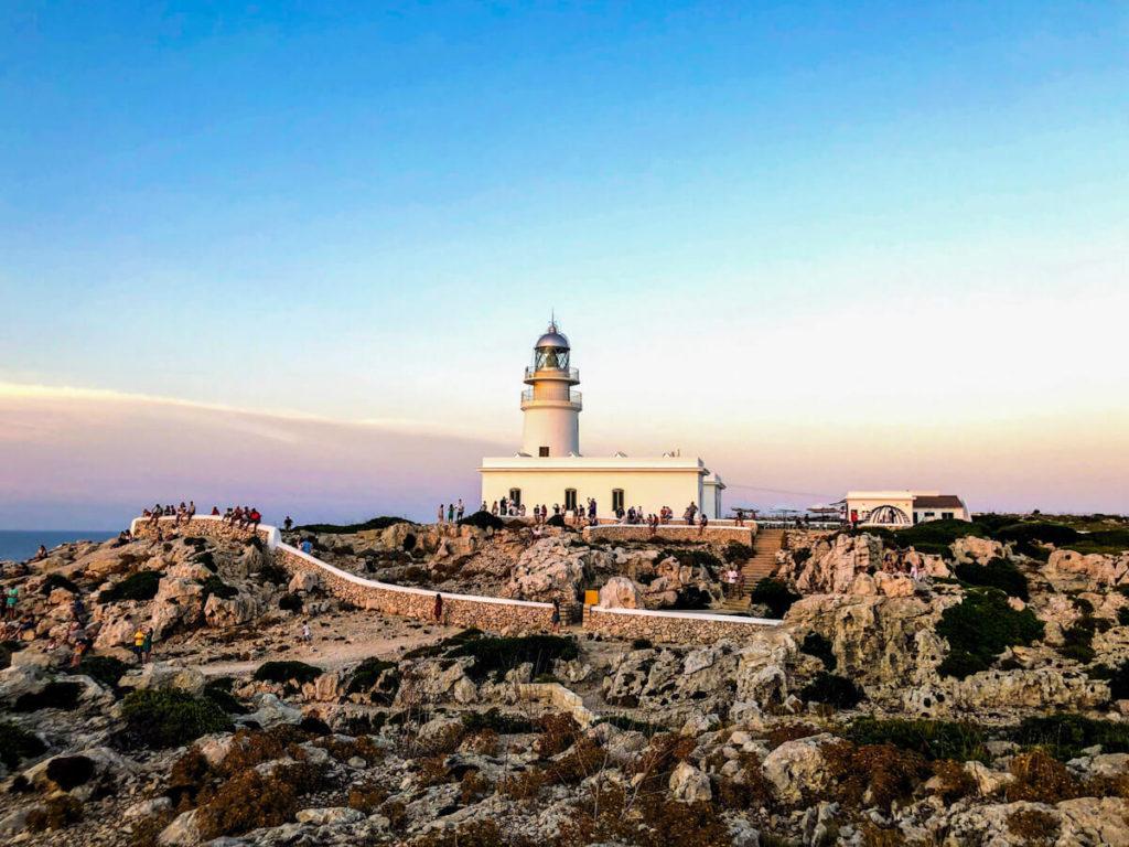 Faro de Cavalleria en Menorca