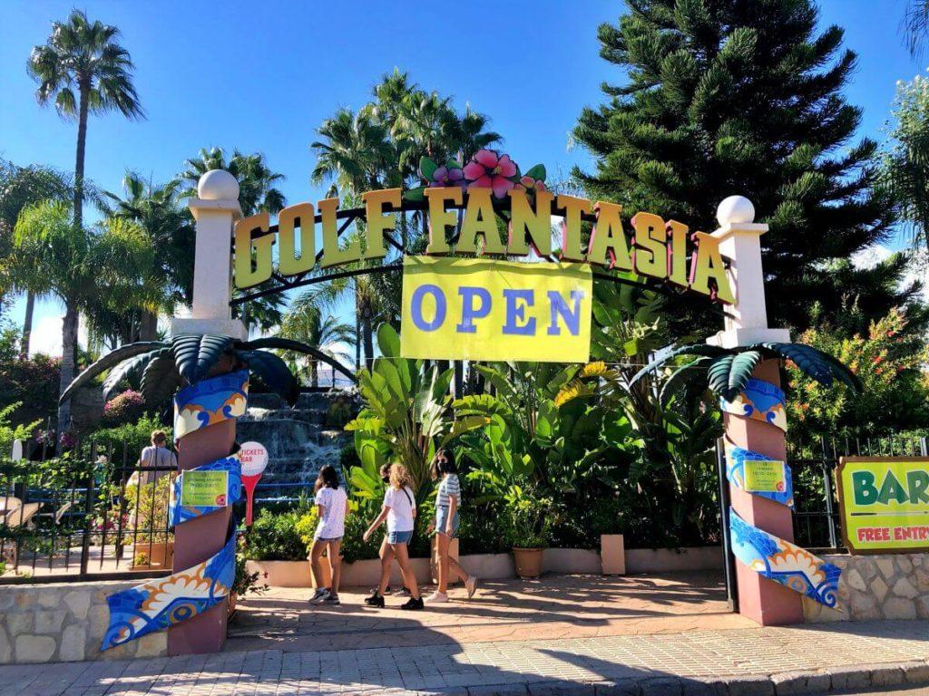Golf Fantasia en Palmanova