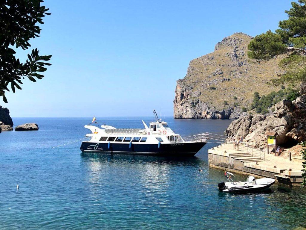 Rutas en barco por Mallorca