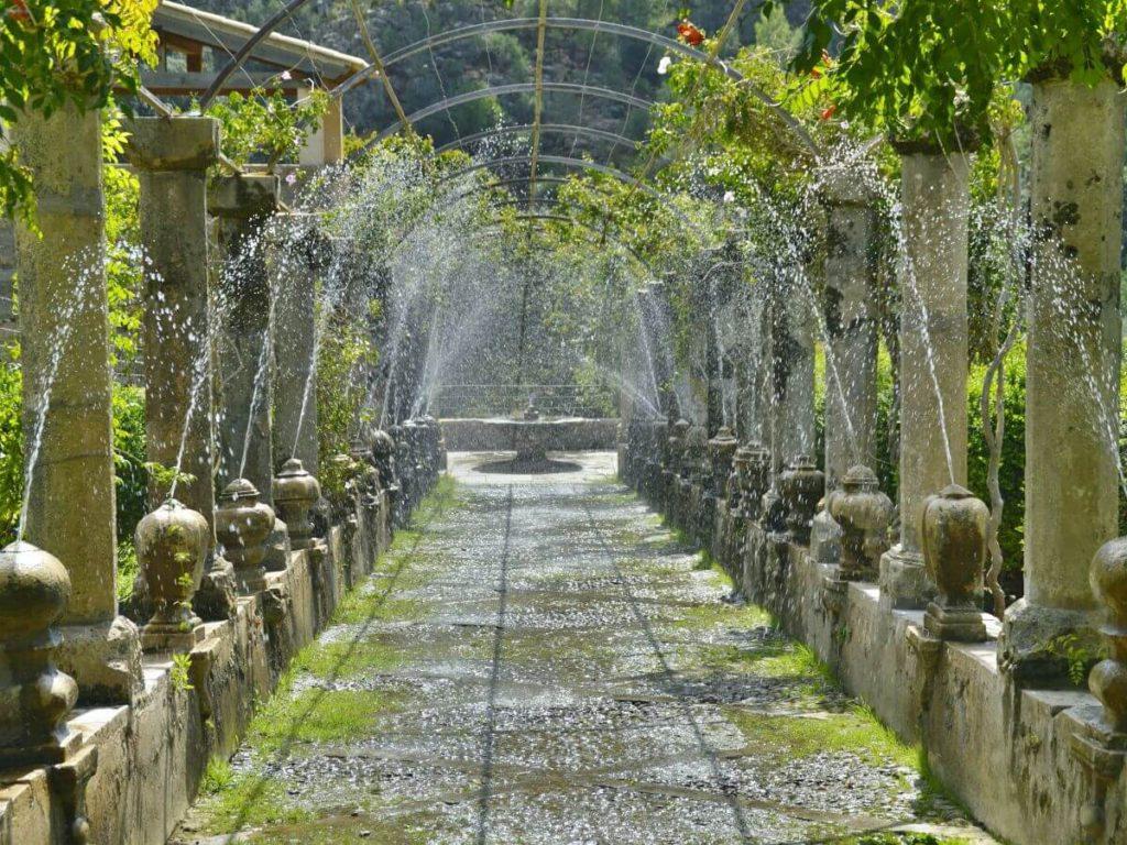 Jardines de Alfàbia