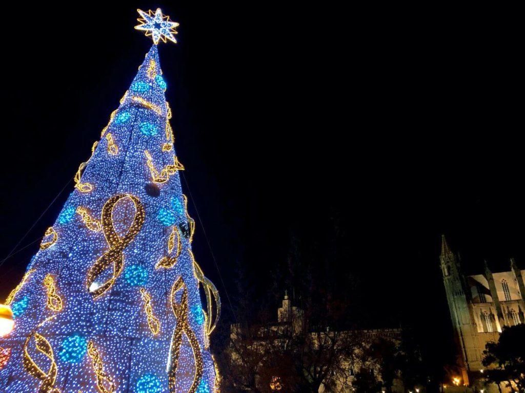 Navidad en Mallorca 2020