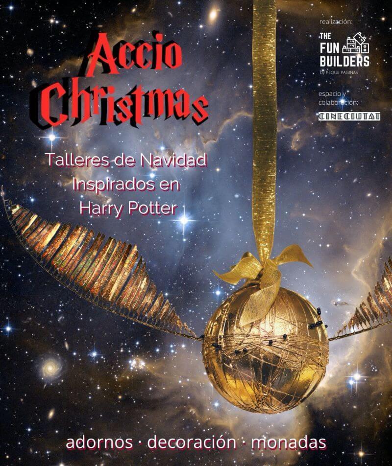Talleres Christmas Potter en Palma