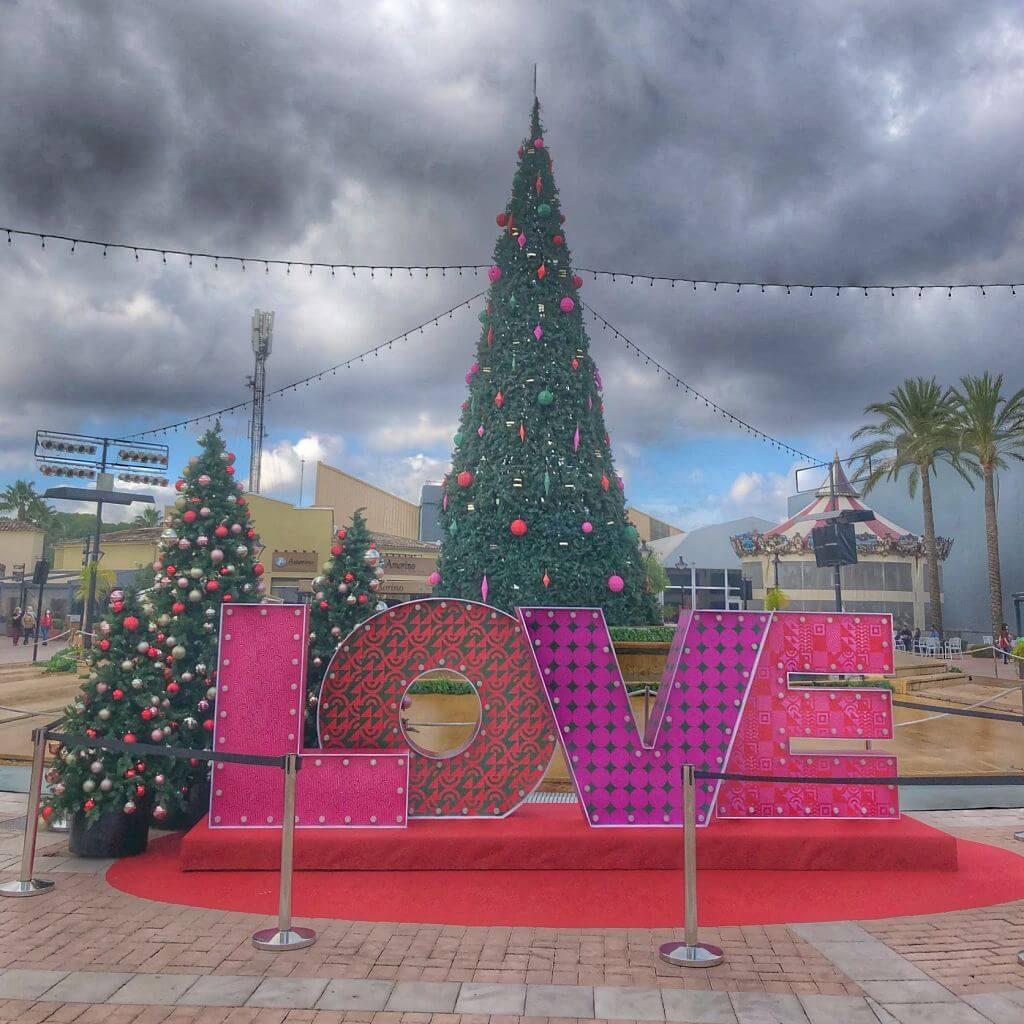 Navidad en Mallorca con mucho Love