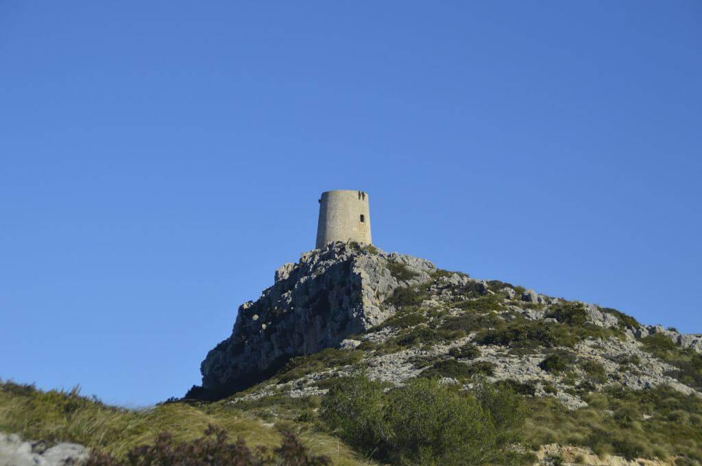 Talaia de Albercutx en Pollença