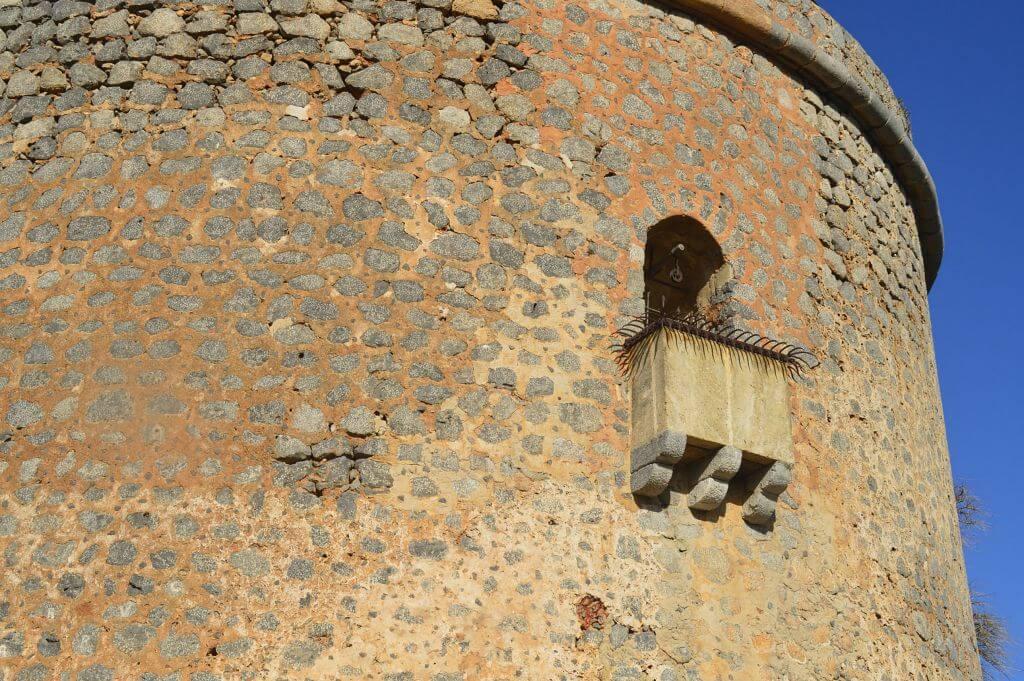 Detalle de Sa Torre Picada