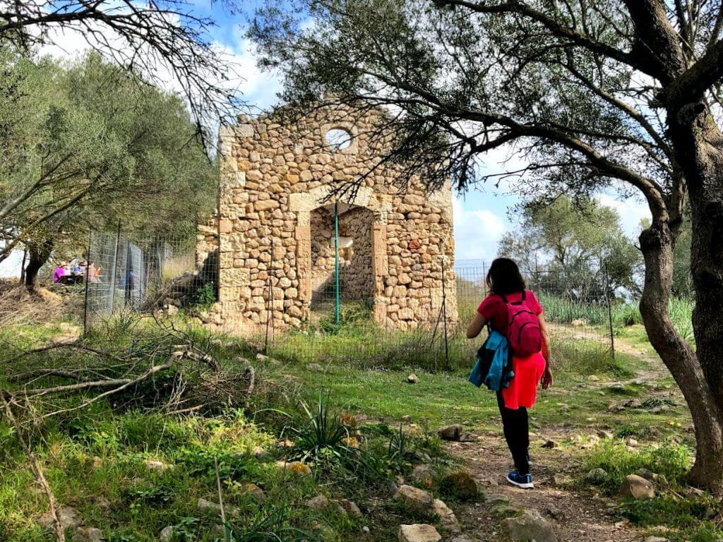 Ermita Puig de Sant Nofre