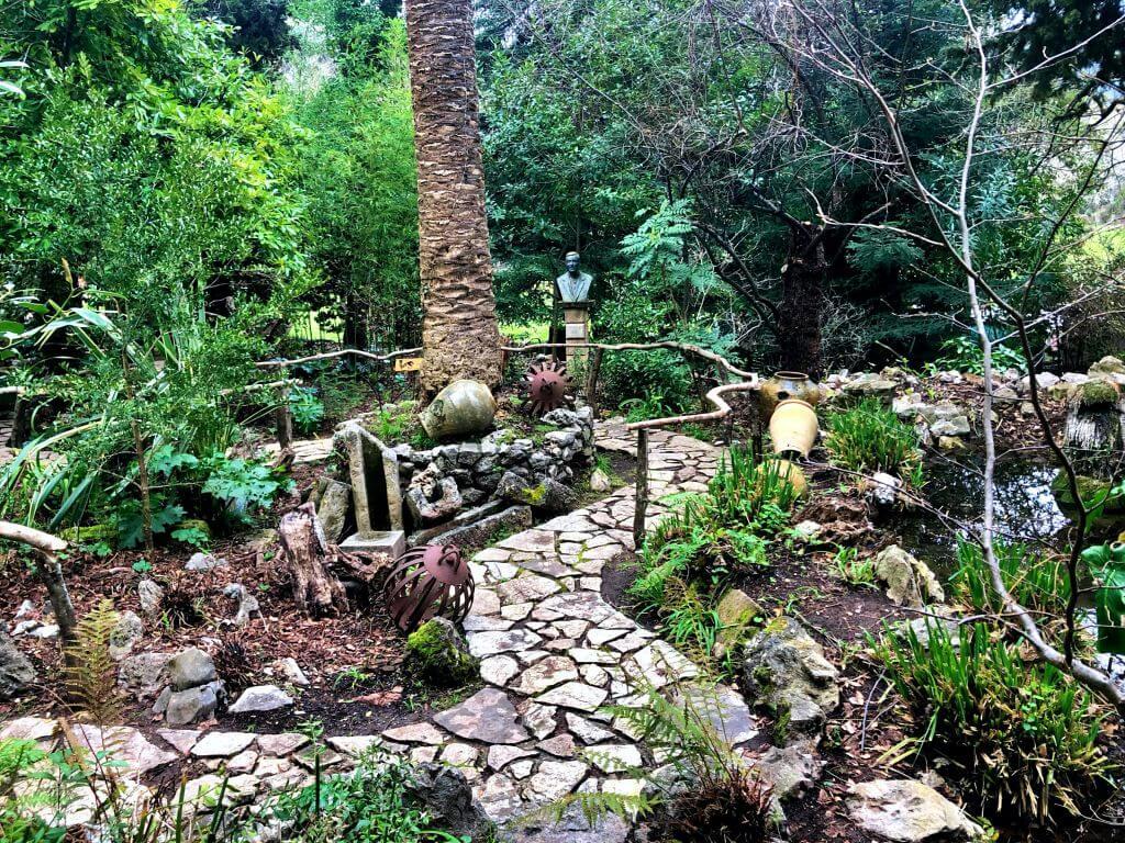 Jardín naturista de Lluc