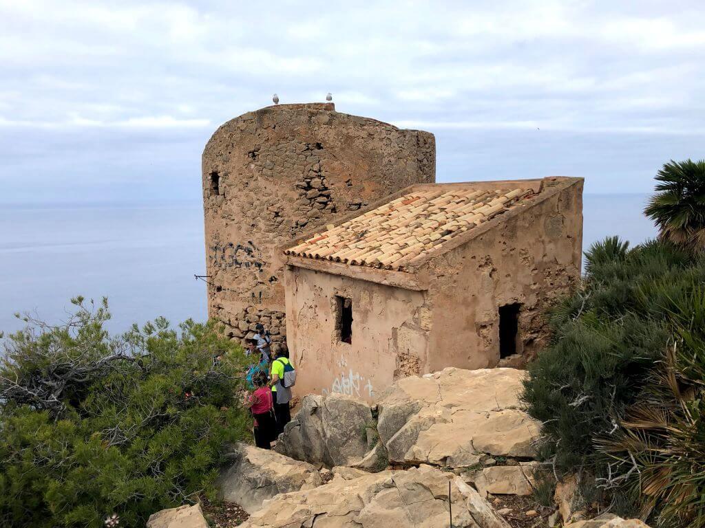 Excursión a la Torre de Cala en Basset
