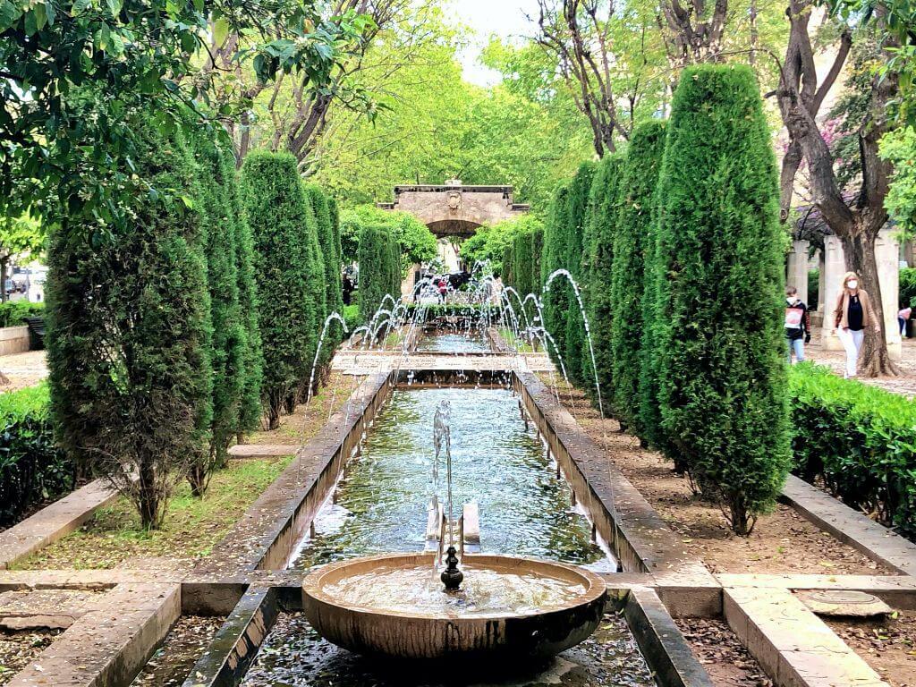 Jardines de S'Hort del Rei de Palma