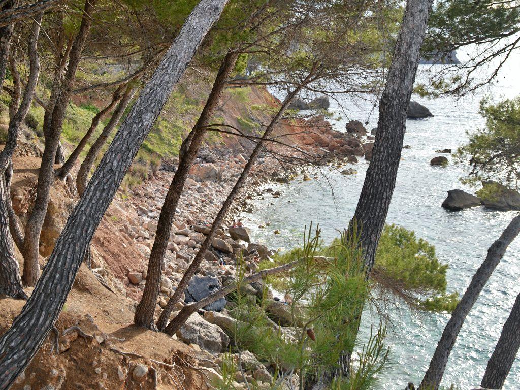 Playa de Llucalcari