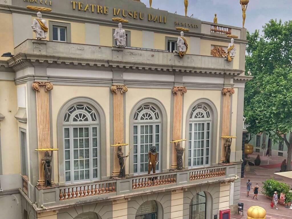 Entrada Teatro-Museo Dalí