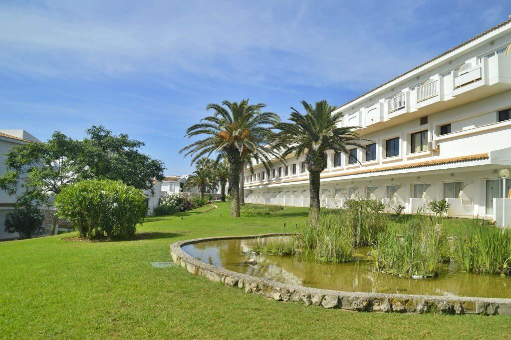 Exteriores Hotel Blau Punta Reina Resort