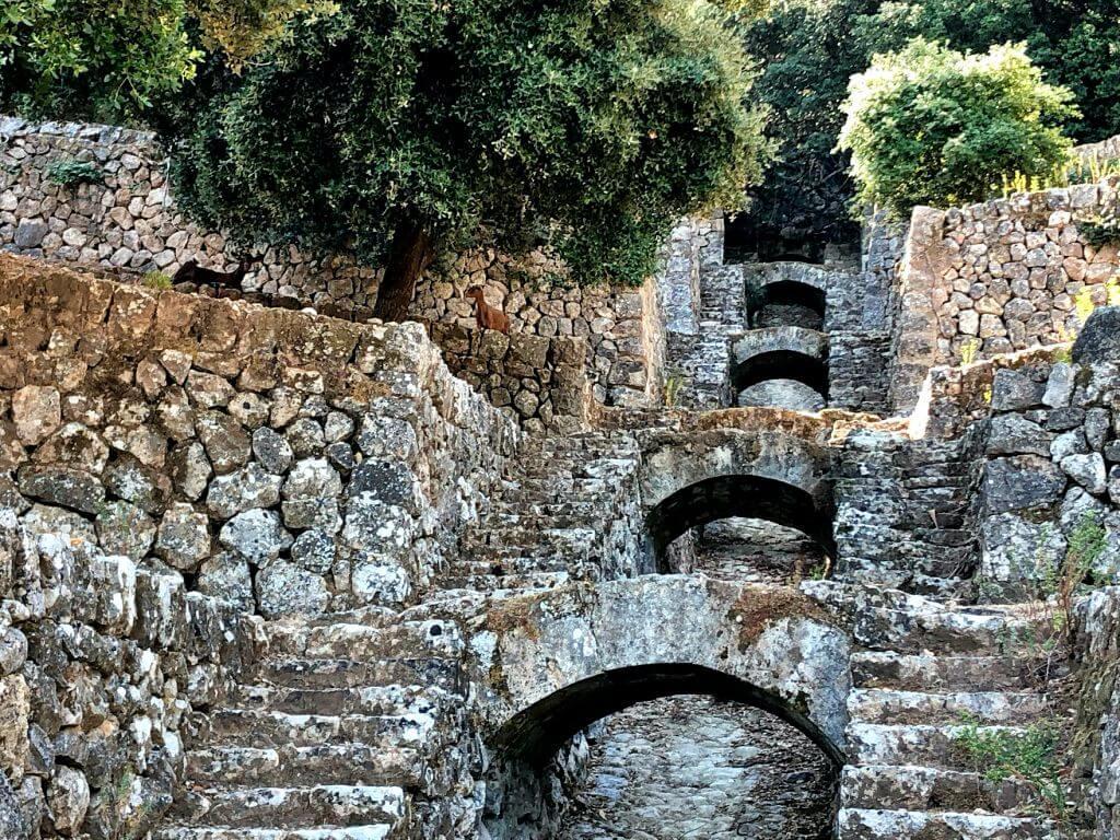 Monasterio de Miramar en Mallorca