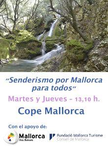 Colaboración con COPE Mallorca