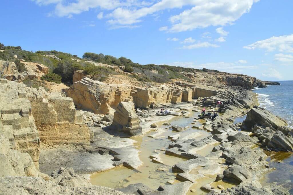 Piscina natural de Sa Punta de Amer