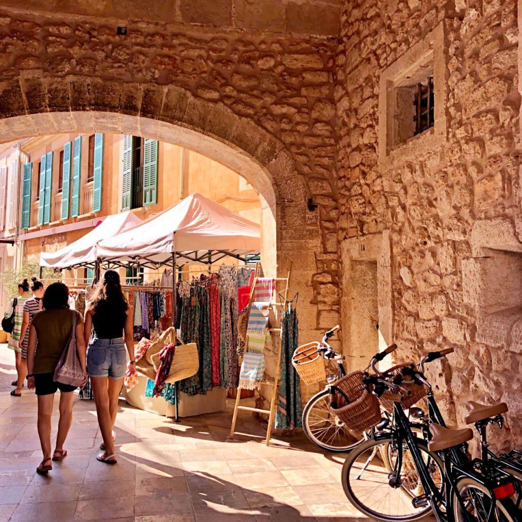 Porta Murada en Santanyi